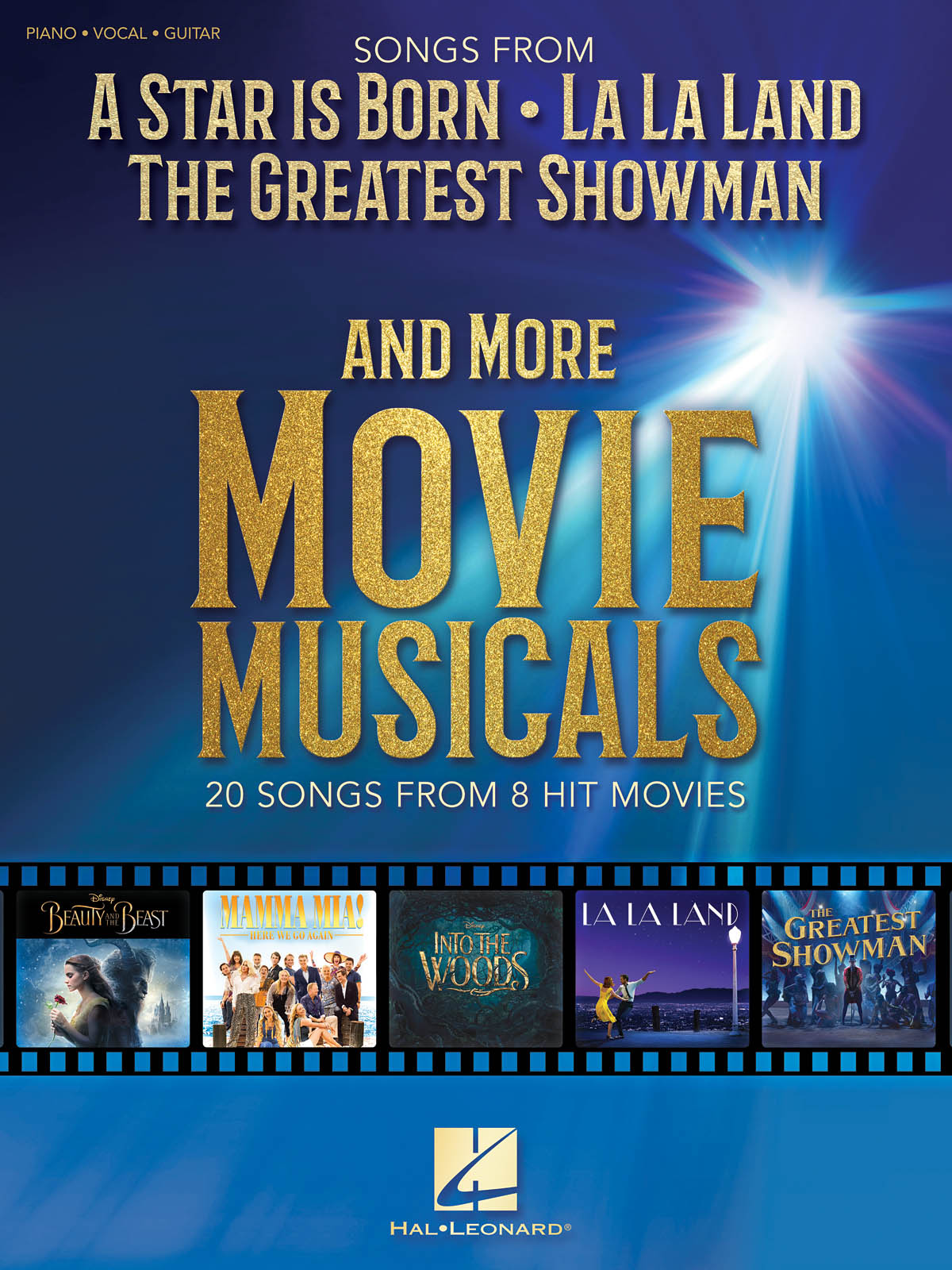 Lukas Nelson: Songs from A Star Is Born and More Movie Musicals: Piano  Vocal