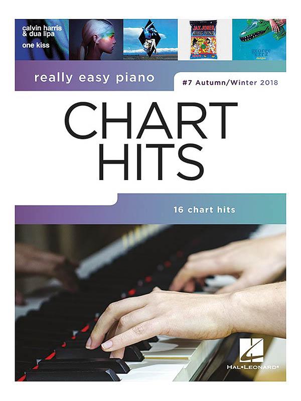 Really Easy Piano: Chart Hits 7: Easy Piano: Mixed Songbook