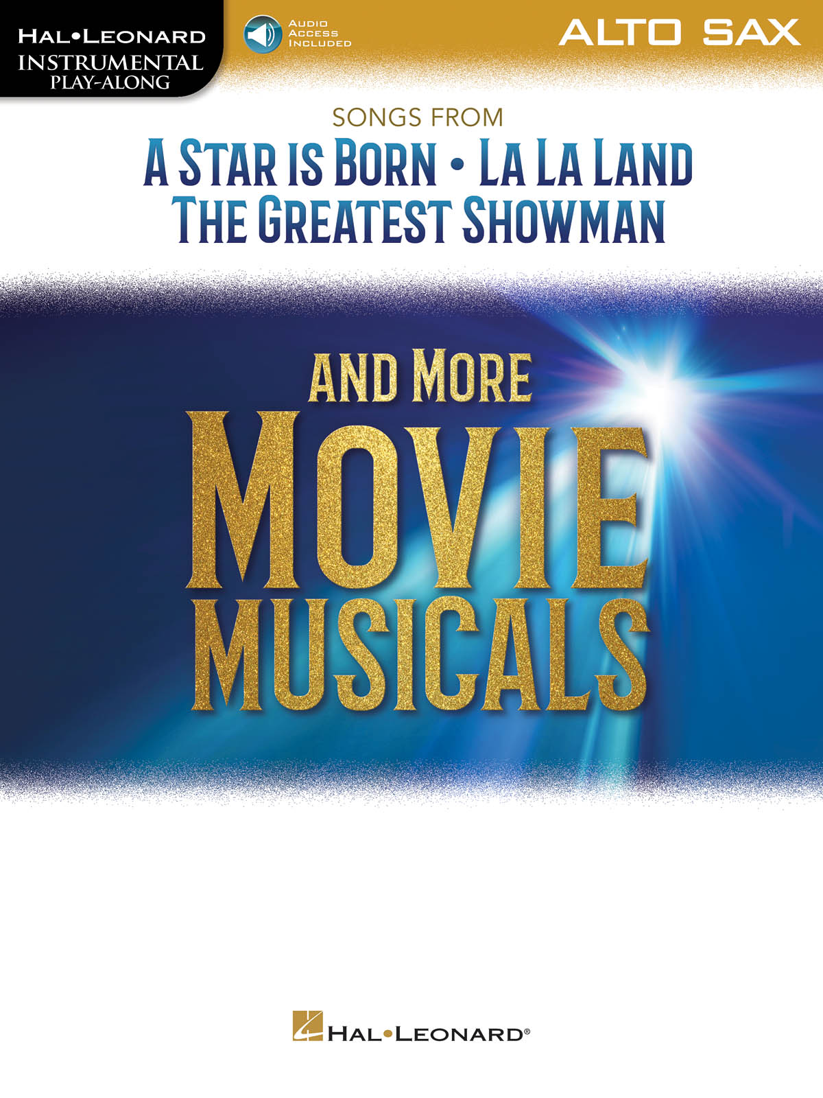 Songs from A Star Is Born and More Movie Musicals: Alto Saxophone: Instrumental
