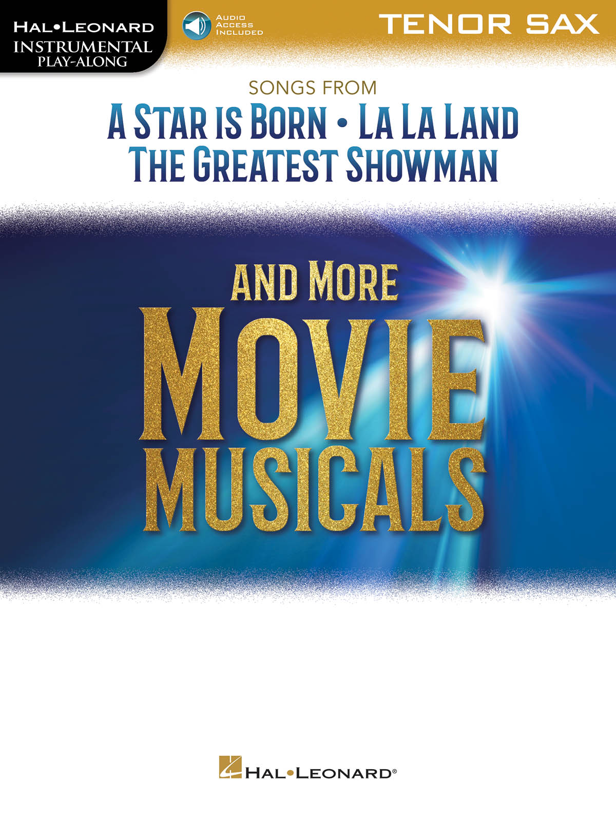 Songs from A Star Is Born and More Movie Musicals: Tenor Saxophone: Instrumental