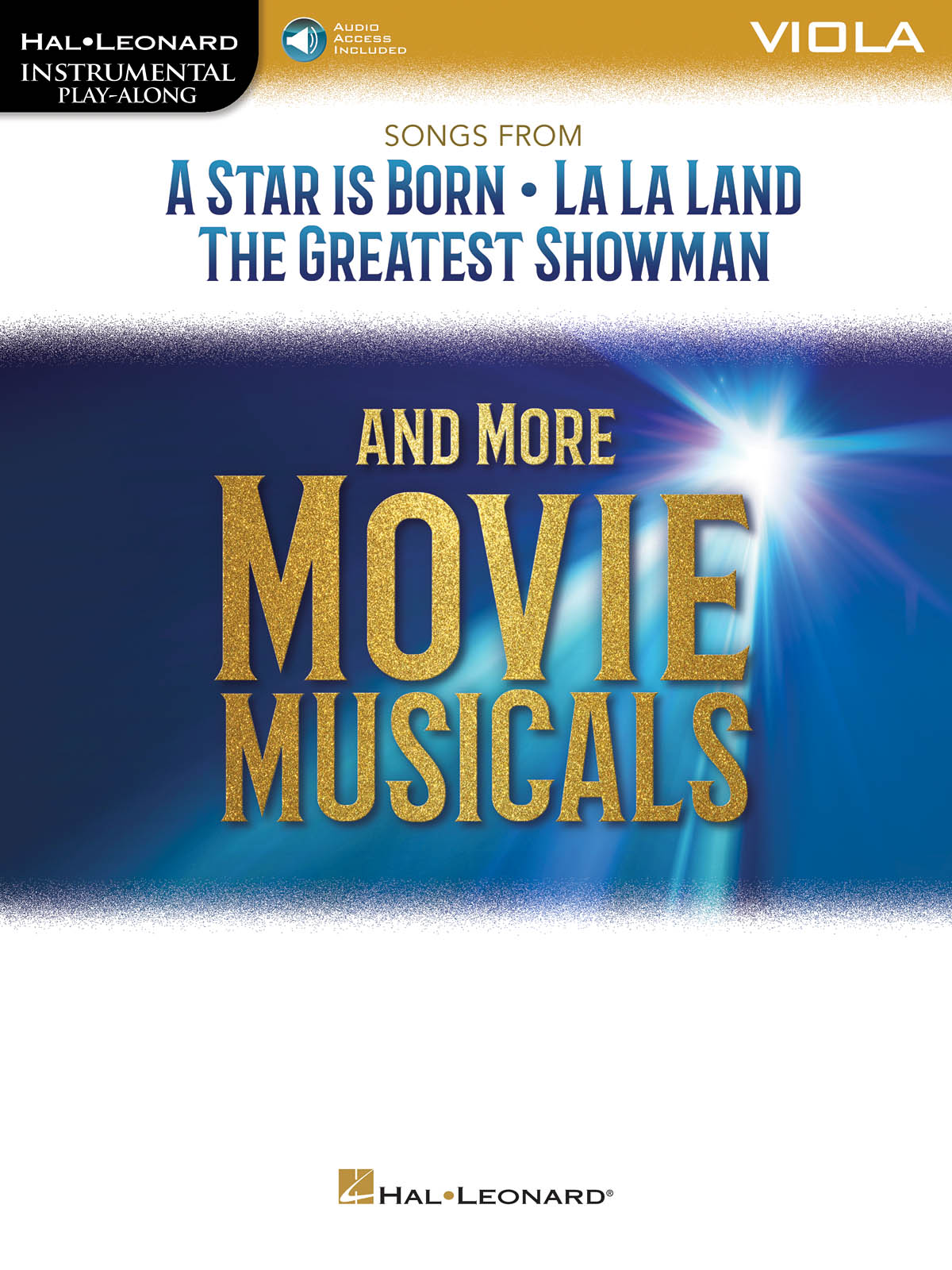 Songs from A Star Is Born and More Movie Musicals: Viola Solo: Instrumental