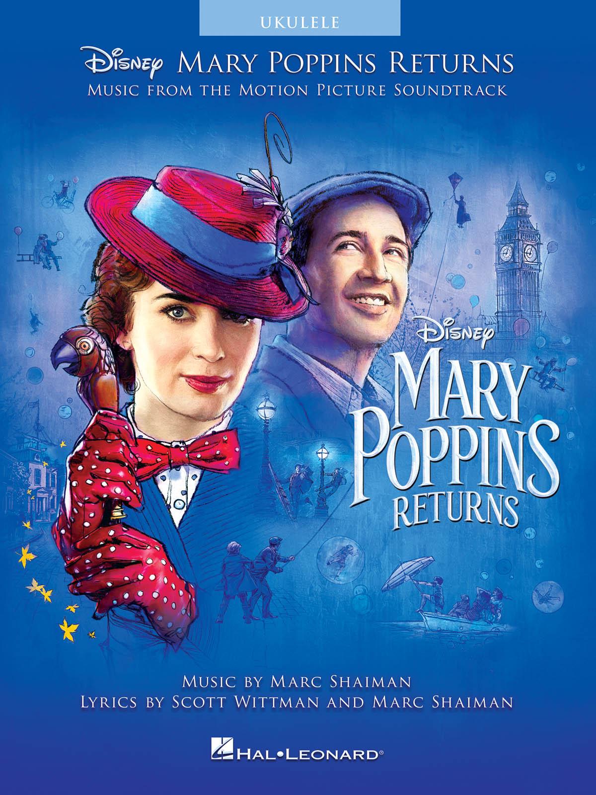 Marc Shaiman Scott Wittman: Mary Poppins Returns: Ukulele Solo: Instrumental