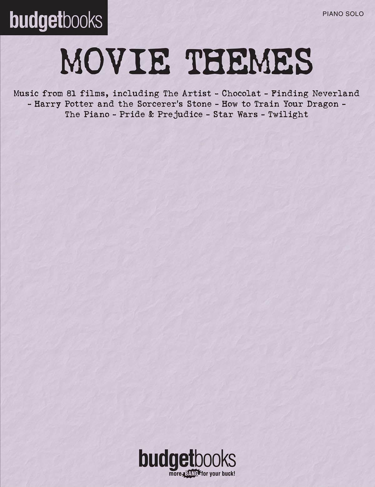 Movie Themes: Piano: Instrumental Album