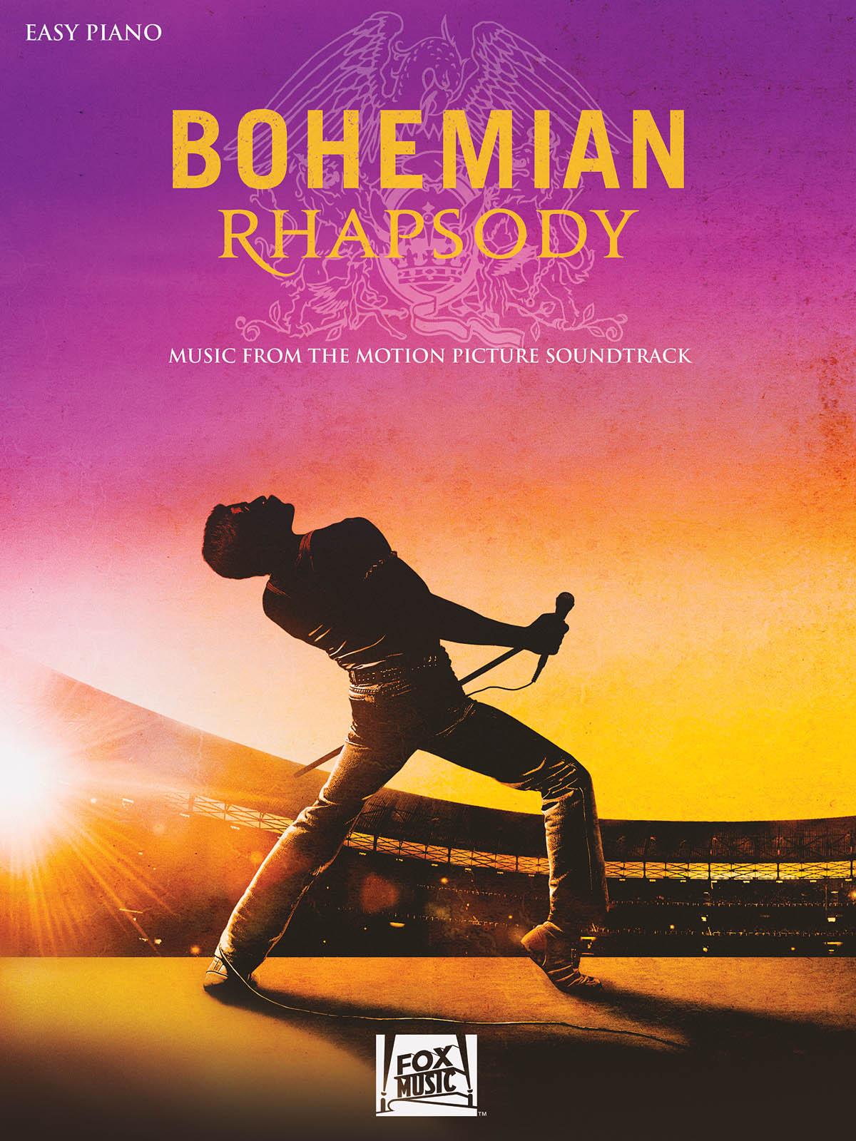 Queen: Bohemian Rhapsody: Easy Piano: Album Songbook