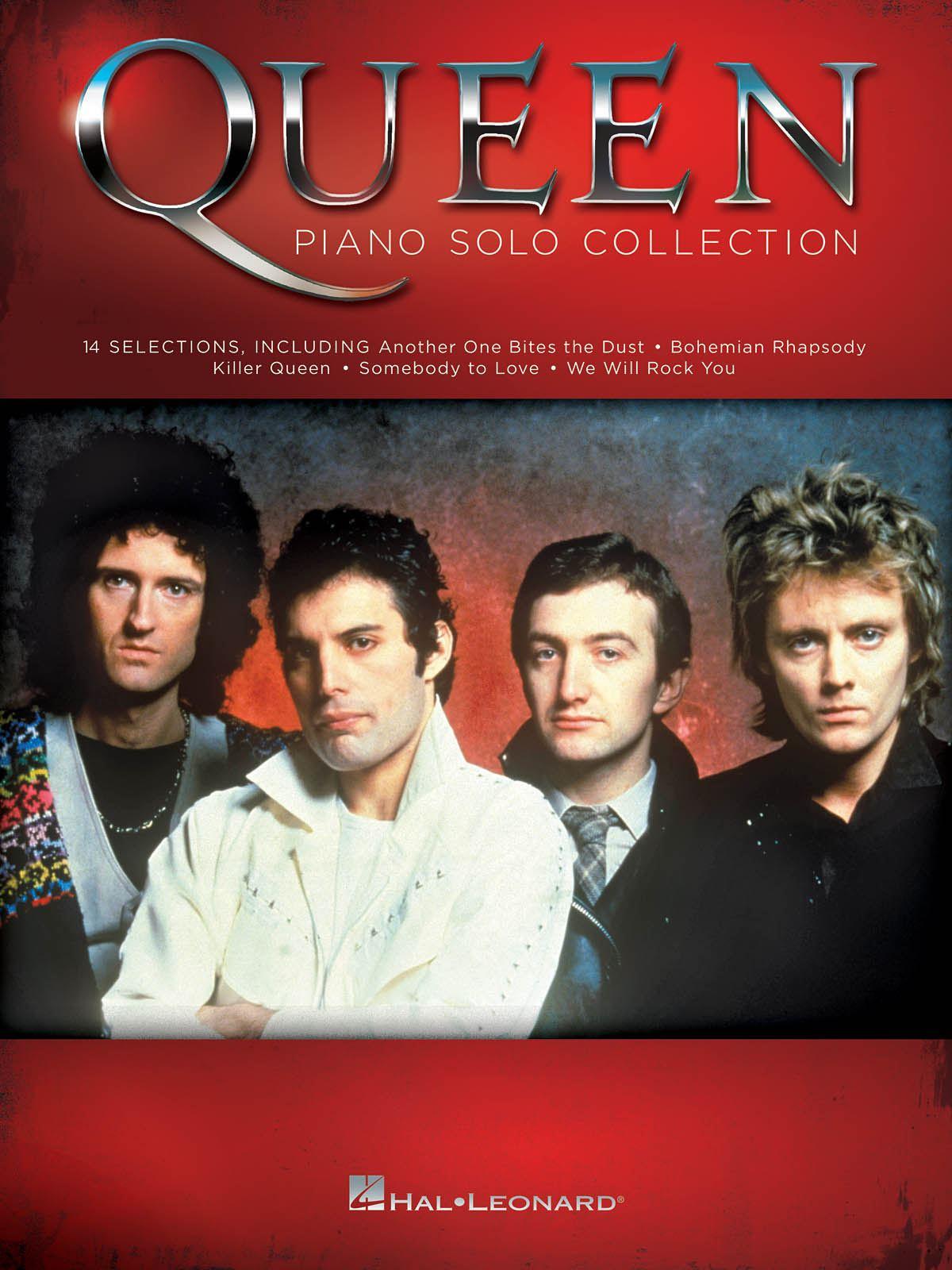 Queen: Queen - Piano Solo Collection: Piano: Instrumental Album