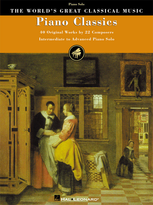 Piano Classics: Piano: Instrumental Album