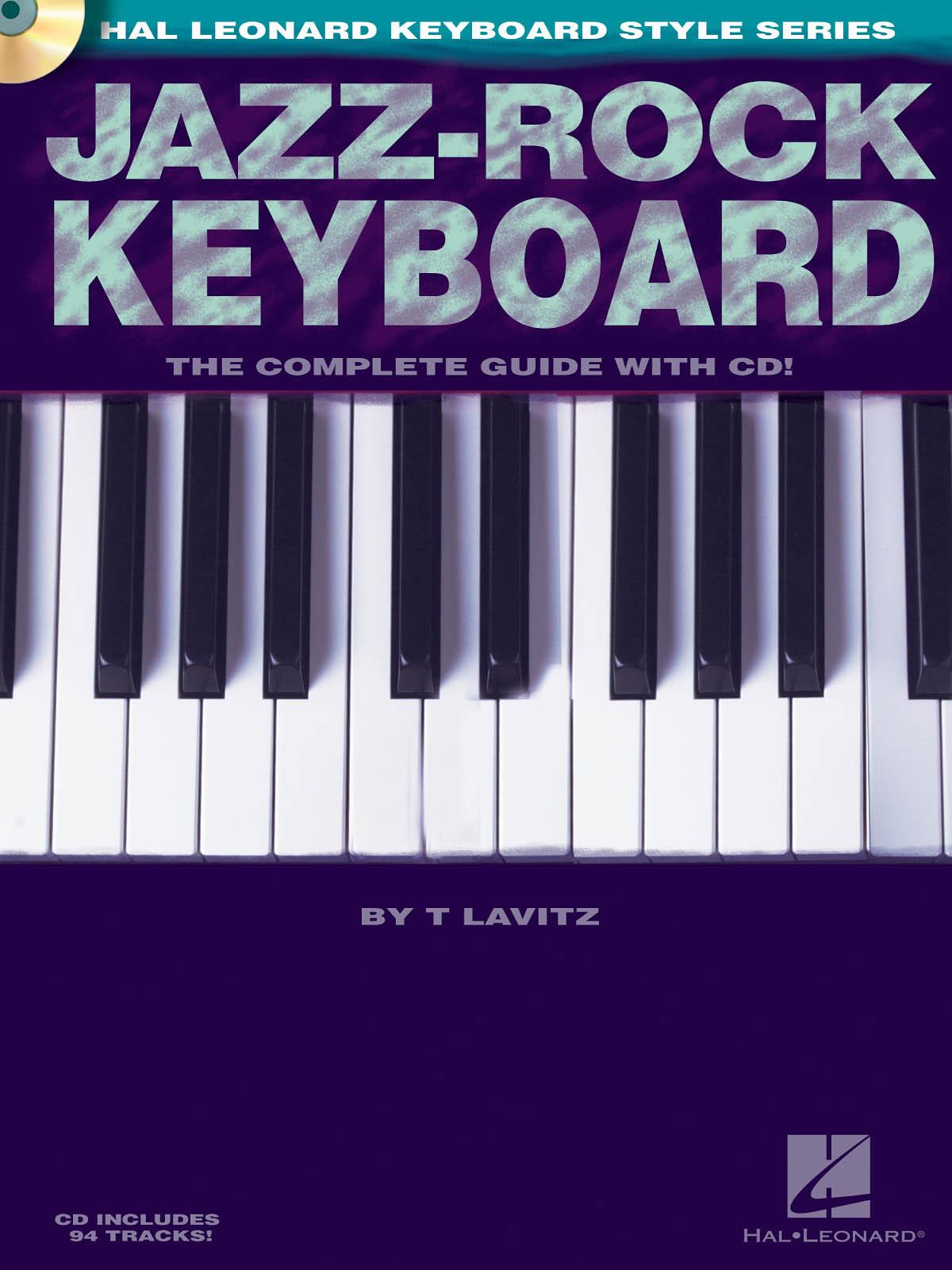 Jazz-Rock Keyboard: Keyboard: Instrumental Tutor
