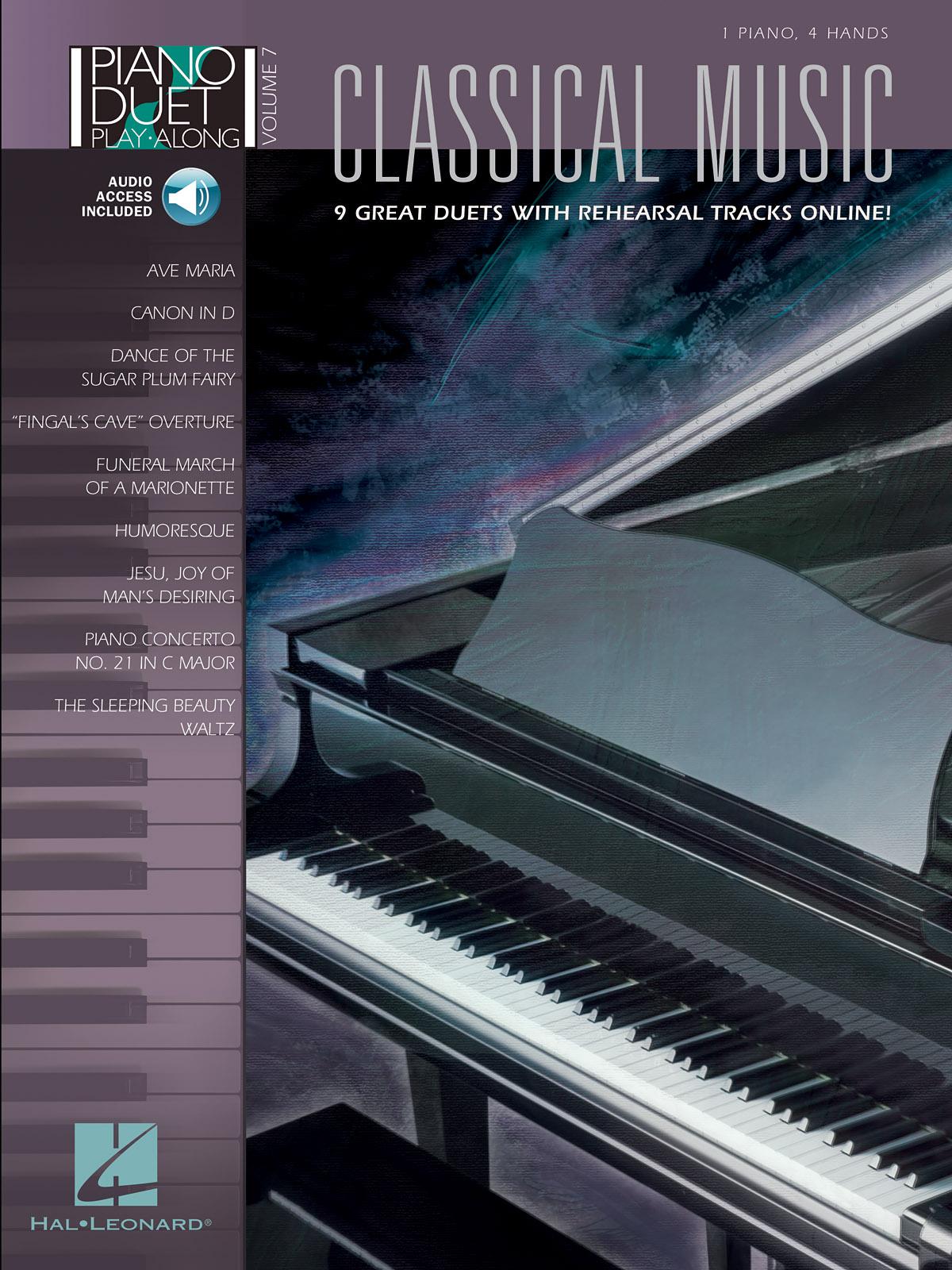 Classical Music: Piano Duet: Instrumental Album
