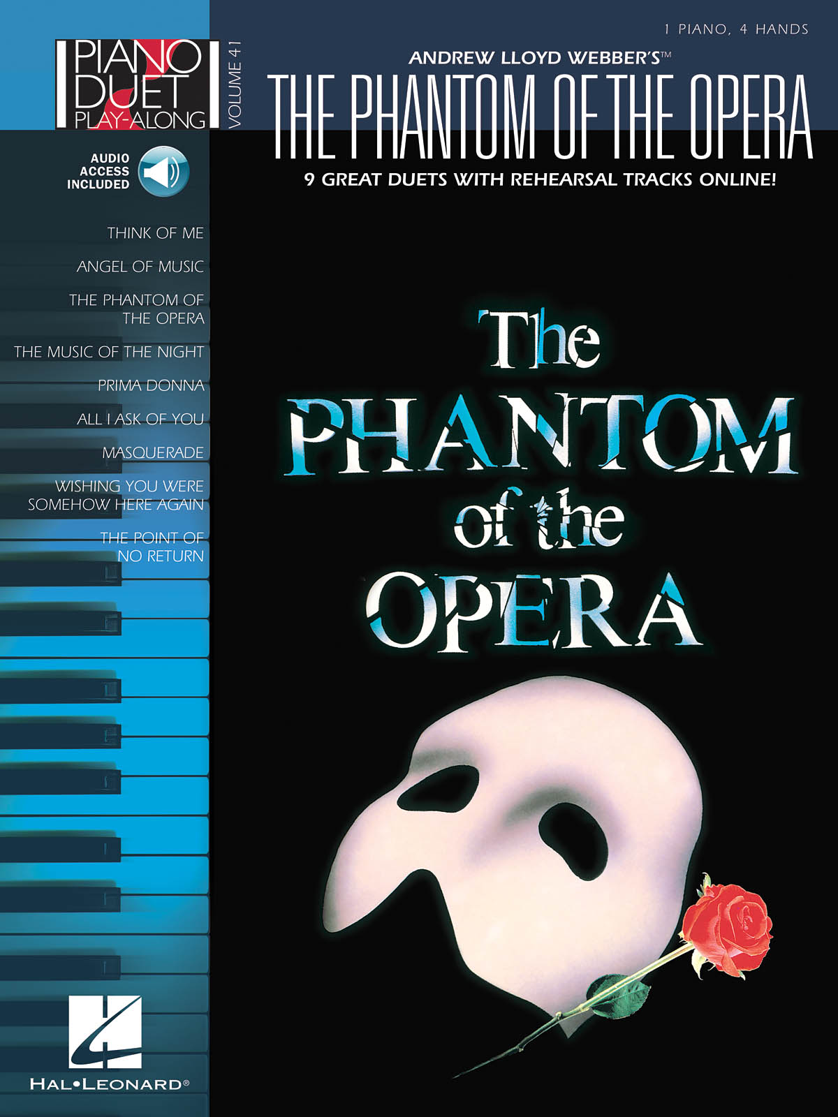 Andrew Lloyd Webber: The Phantom of the Opera: Piano Duet: Instrumental Album