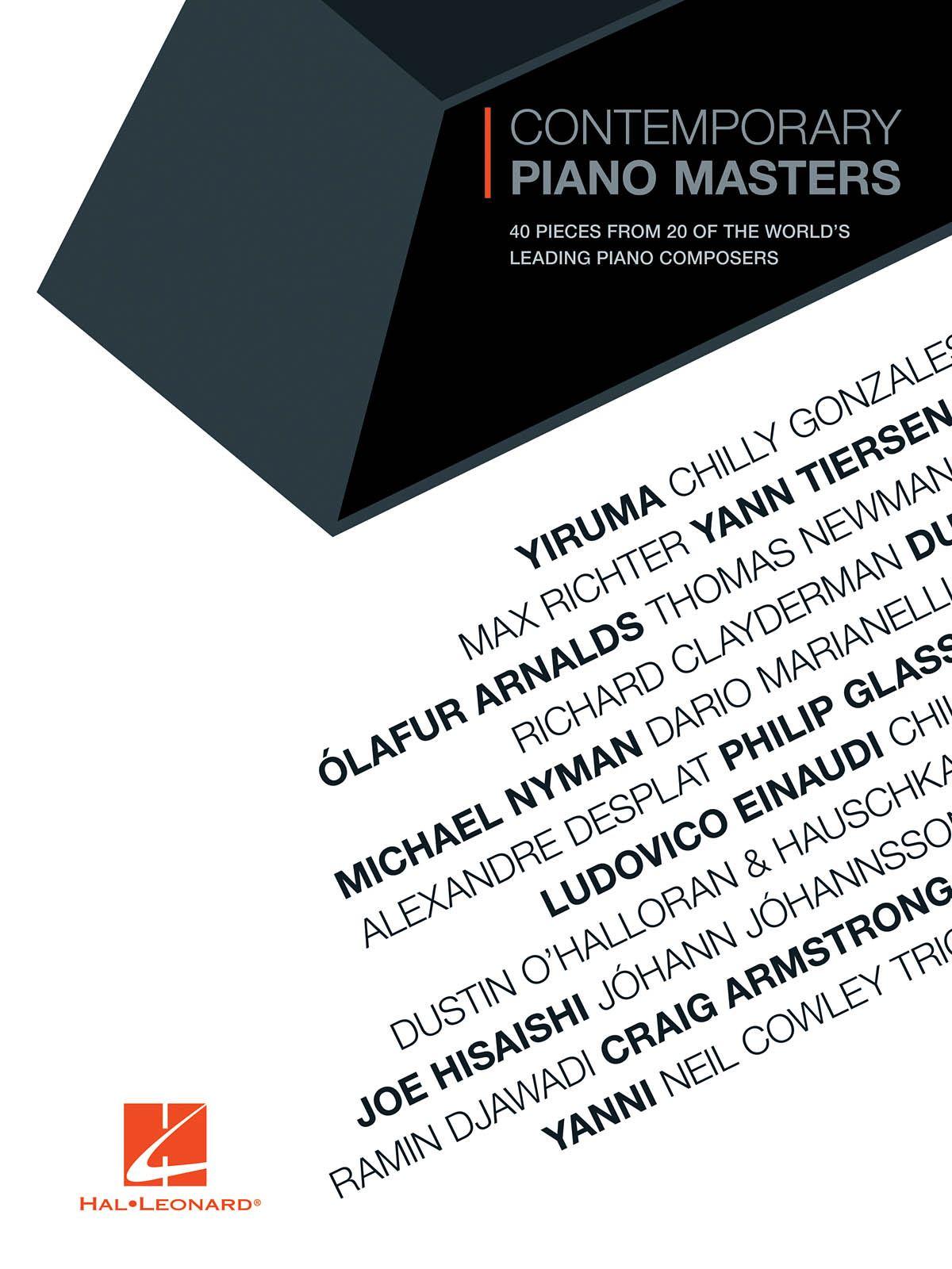 Contemporary Piano Masters: Piano: Instrumental Album