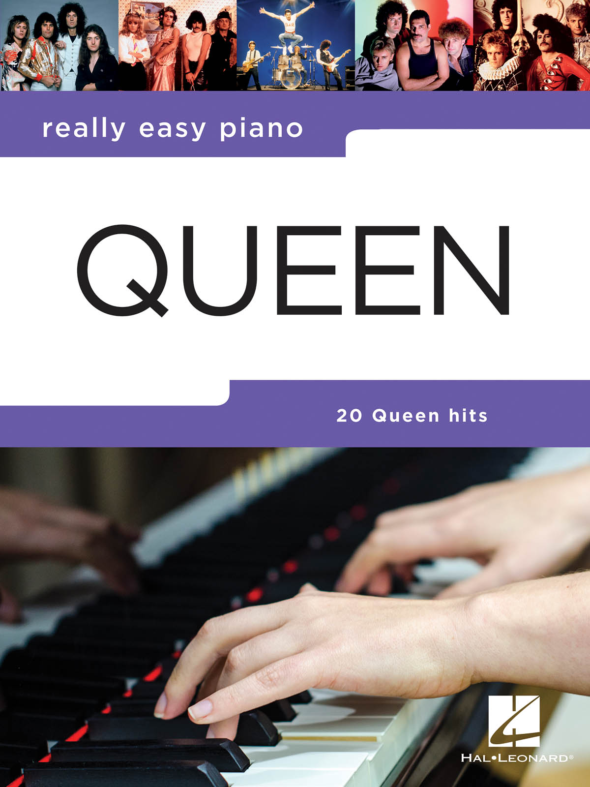 Queen: Really Easy Piano: Queen: Easy Piano: Instrumental Album