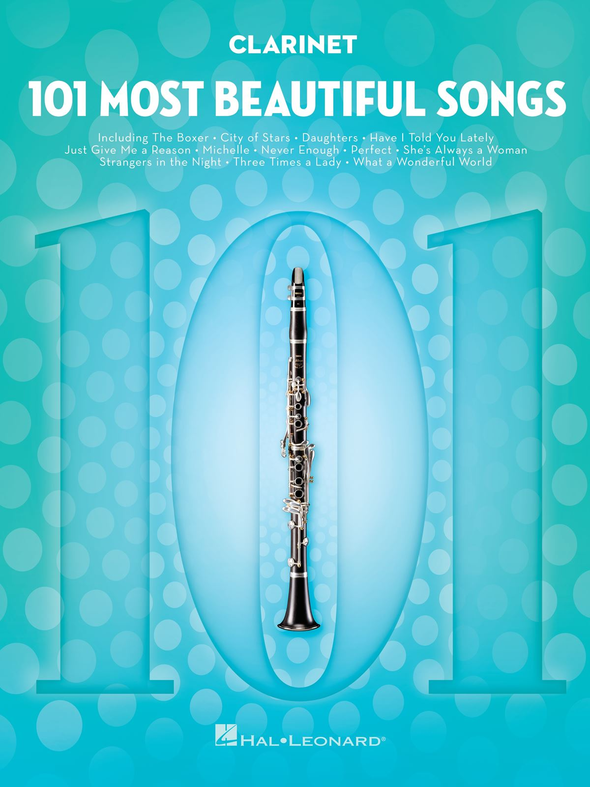 101 Most Beautiful Songs: Clarinet Solo: Instrumental Collection