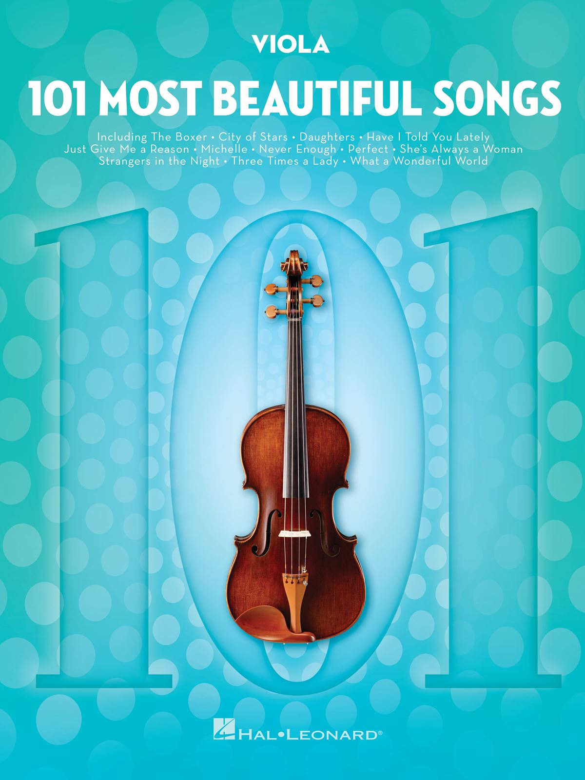 101 Most Beautiful Songs: Viola Solo: Instrumental Collection