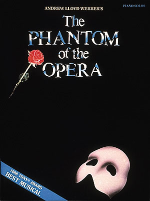 Andrew Lloyd Webber: Phantom of the Opera: Piano: Instrumental Album