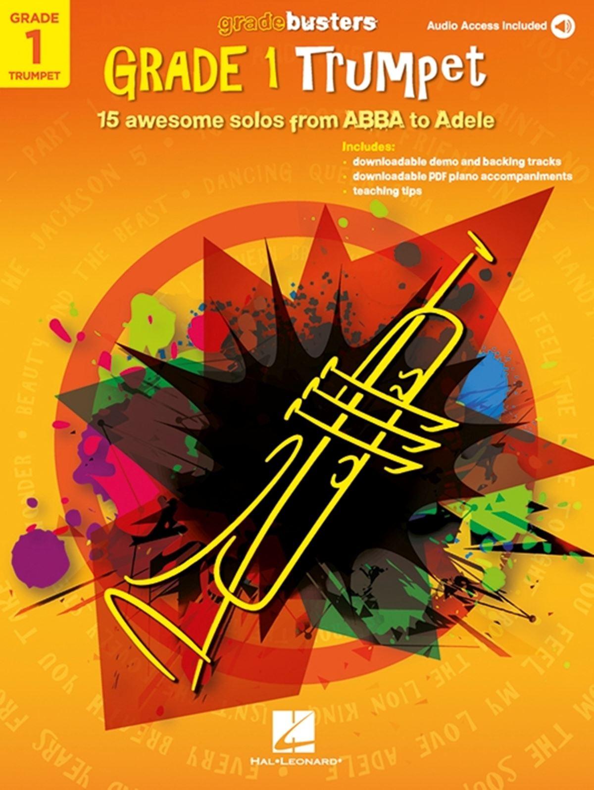 Gradebusters Grade 1 - Trumpet: Trumpet Solo: Instrumental Album