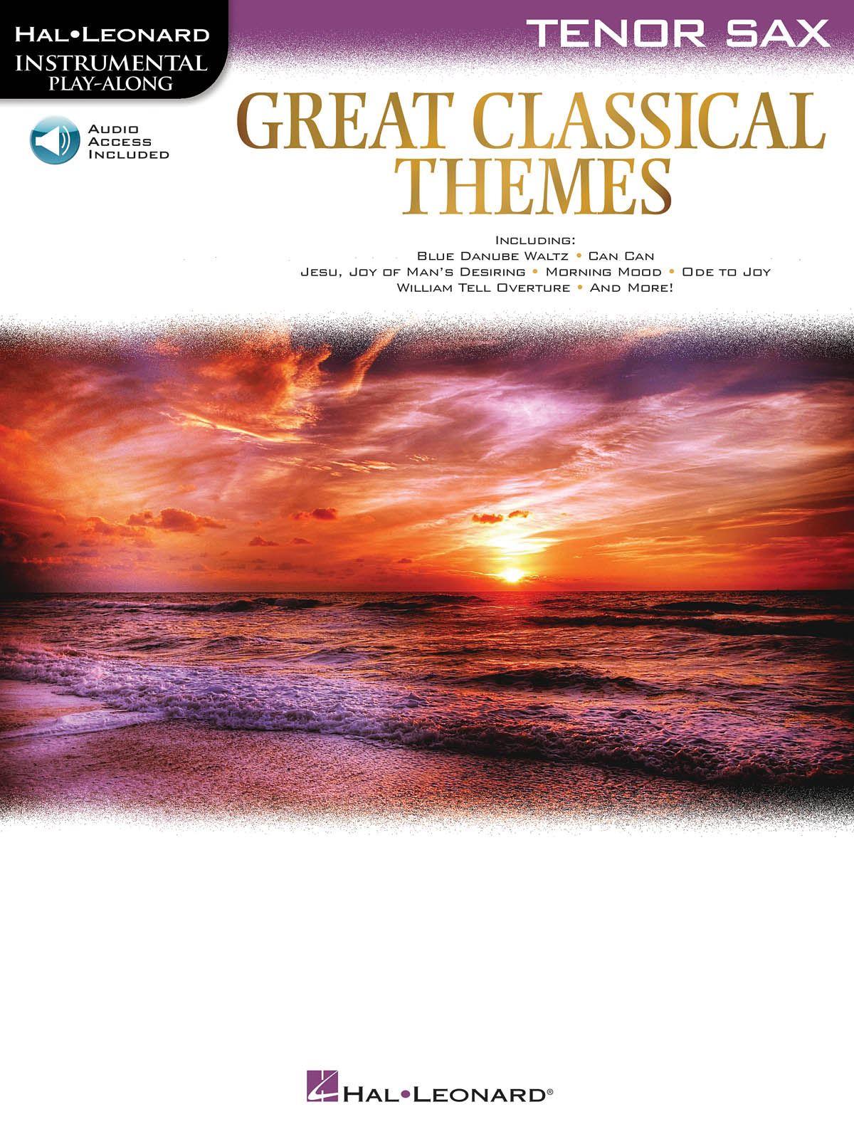 Great Classical Themes: Tenor Saxophone: Instrumental Album
