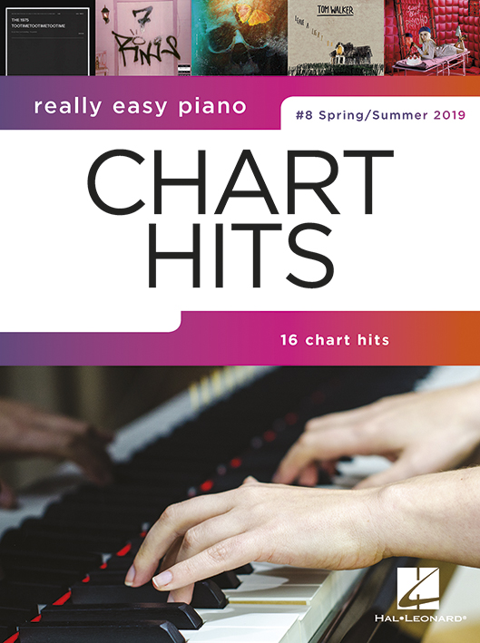 Really Easy Piano: Chart Hits 8: Easy Piano: Instrumental Collection