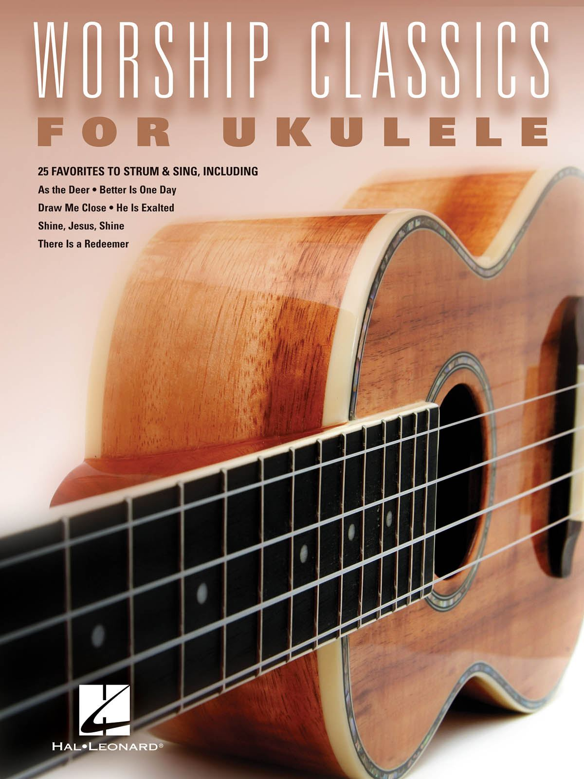 Worship Classics for Ukulele: Ukulele Solo: Instrumental Album