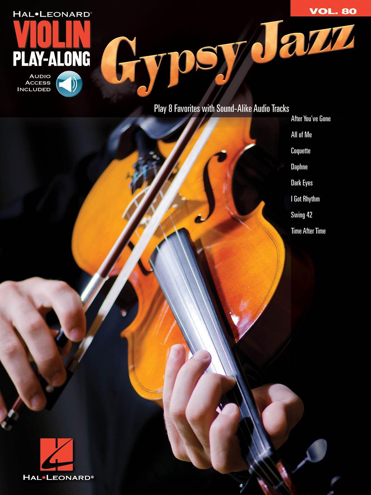 Gypsy Jazz: Violin Solo: Instrumental Album