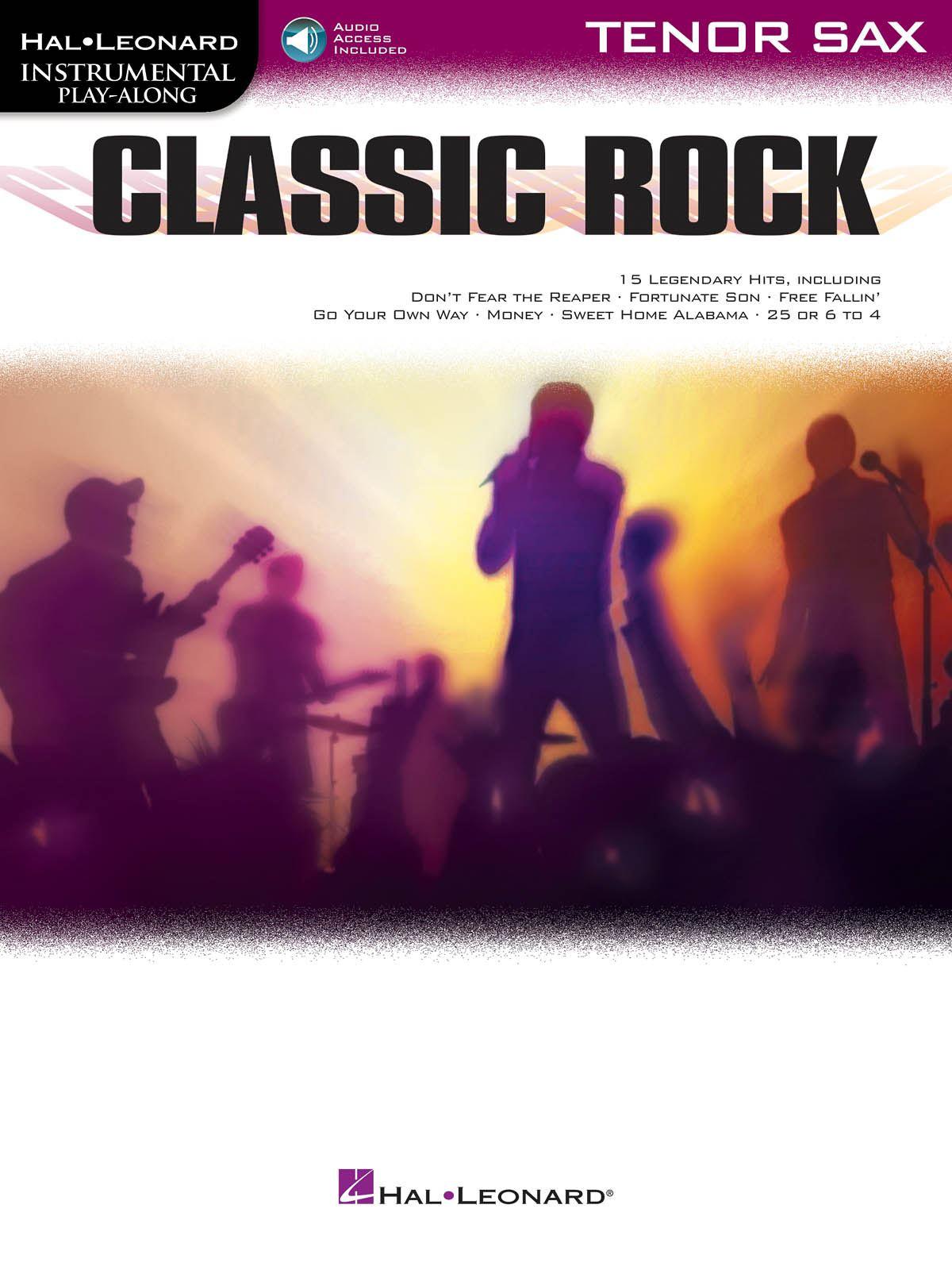 Classic Rock: Saxophone: Instrumental Album