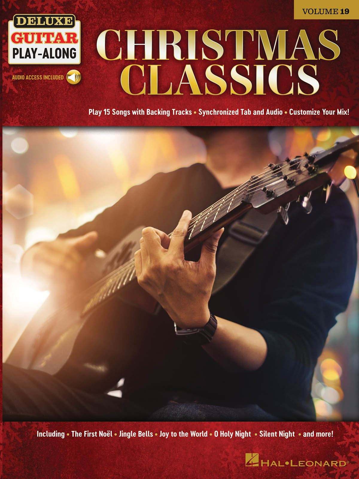 Christmas Classics: Guitar Solo: Play-Along