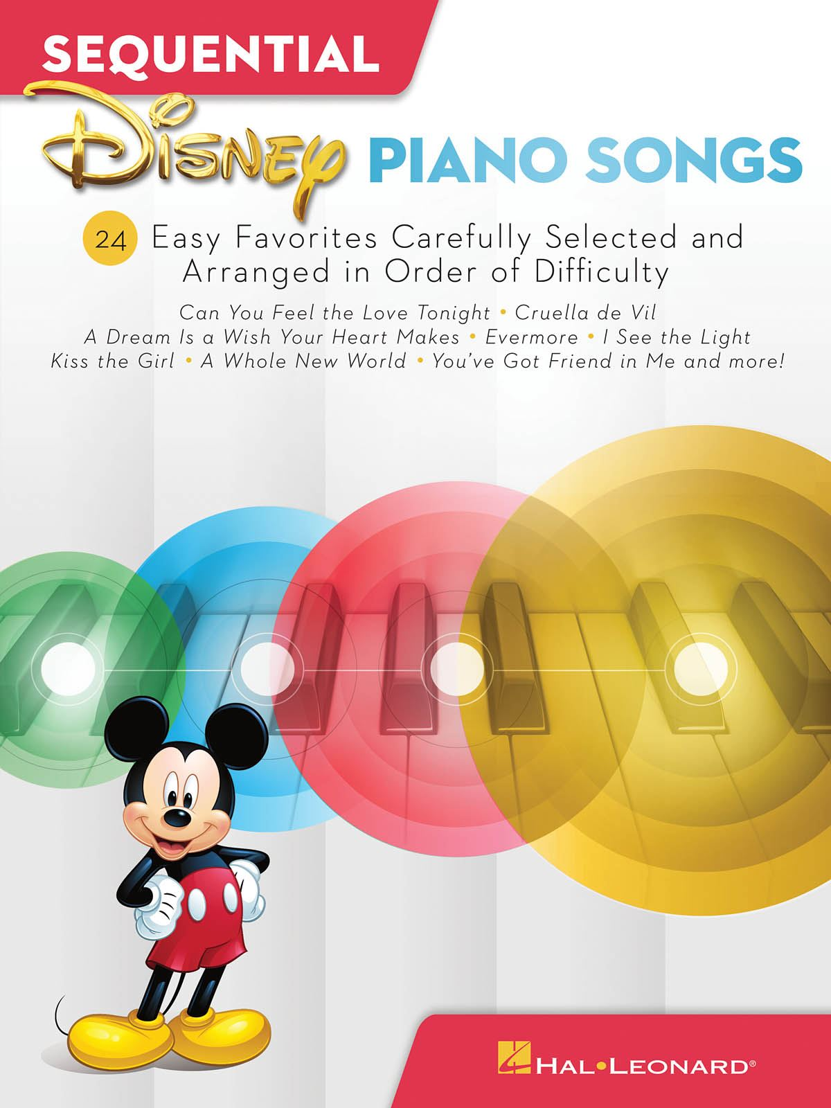 Sequential Disney Piano Songs: Piano: Instrumental Album