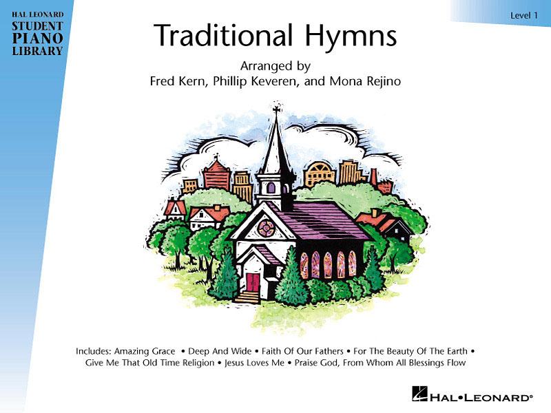 Traditional Hymns Level 1: Piano: Instrumental Album