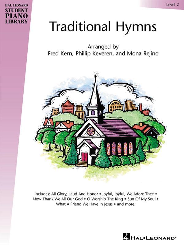 Traditional Hymns Level 2: Piano: Instrumental Album
