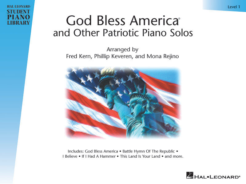God Bless America® and Other Patriotic Piano Solos: Piano: Instrumental Album