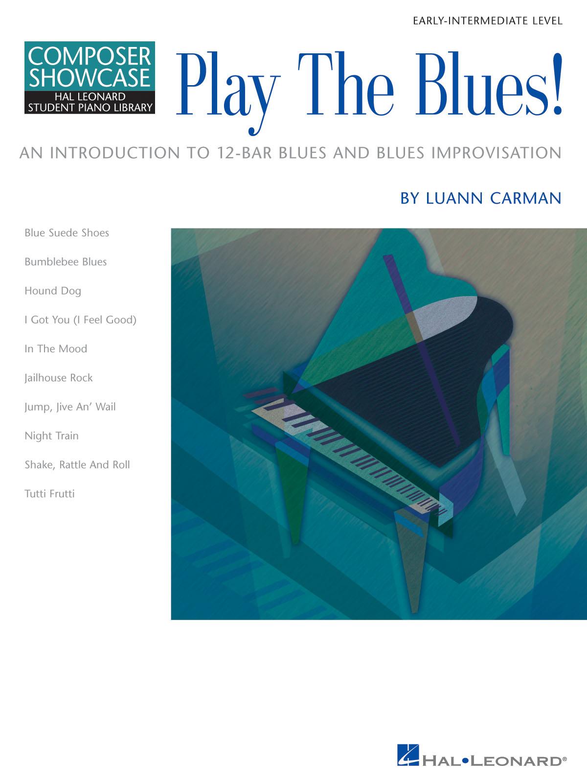 Play The Blues!: Piano: Instrumental Tutor