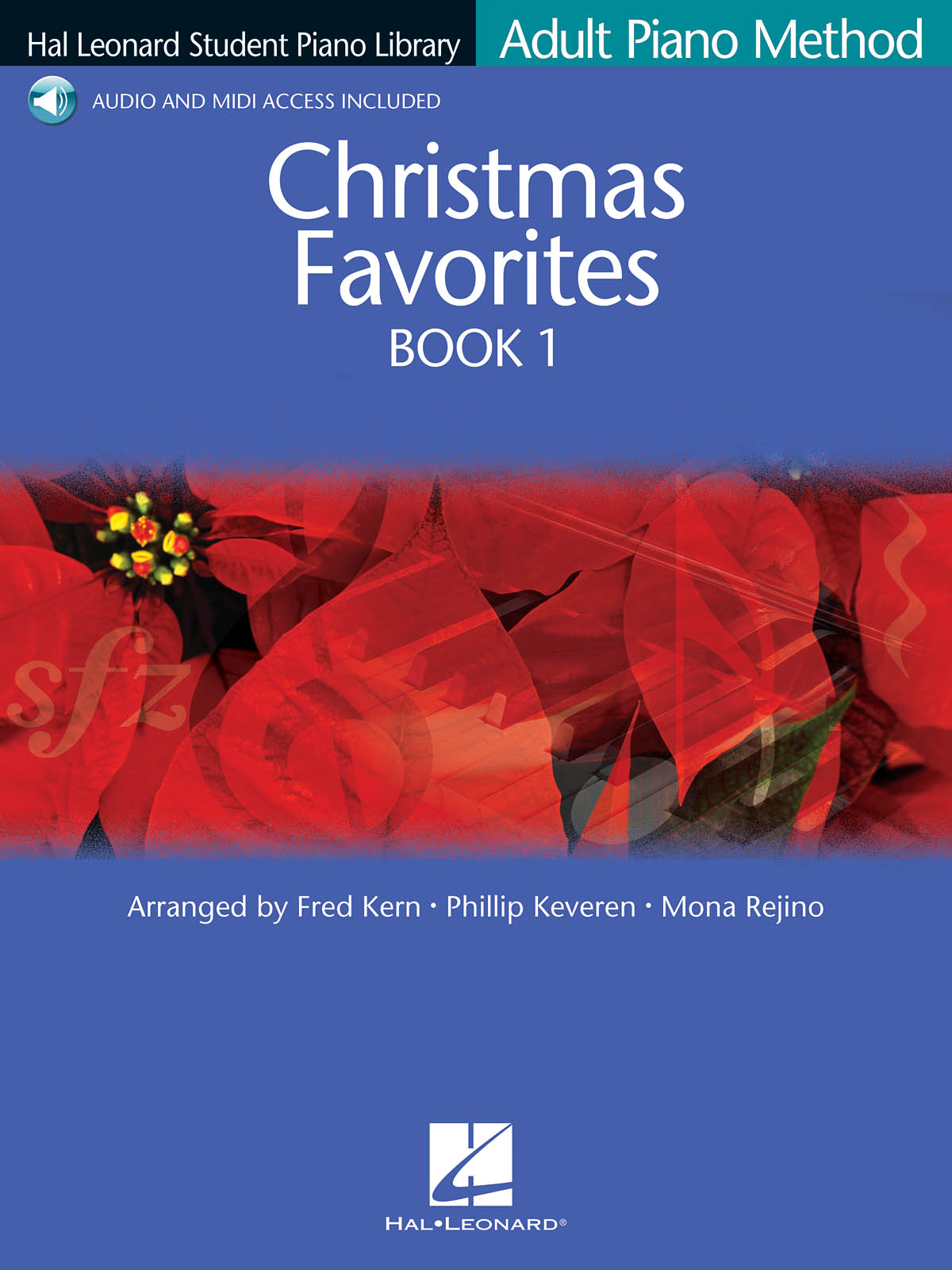 Christmas Favorites Book 1: Piano: Instrumental Album