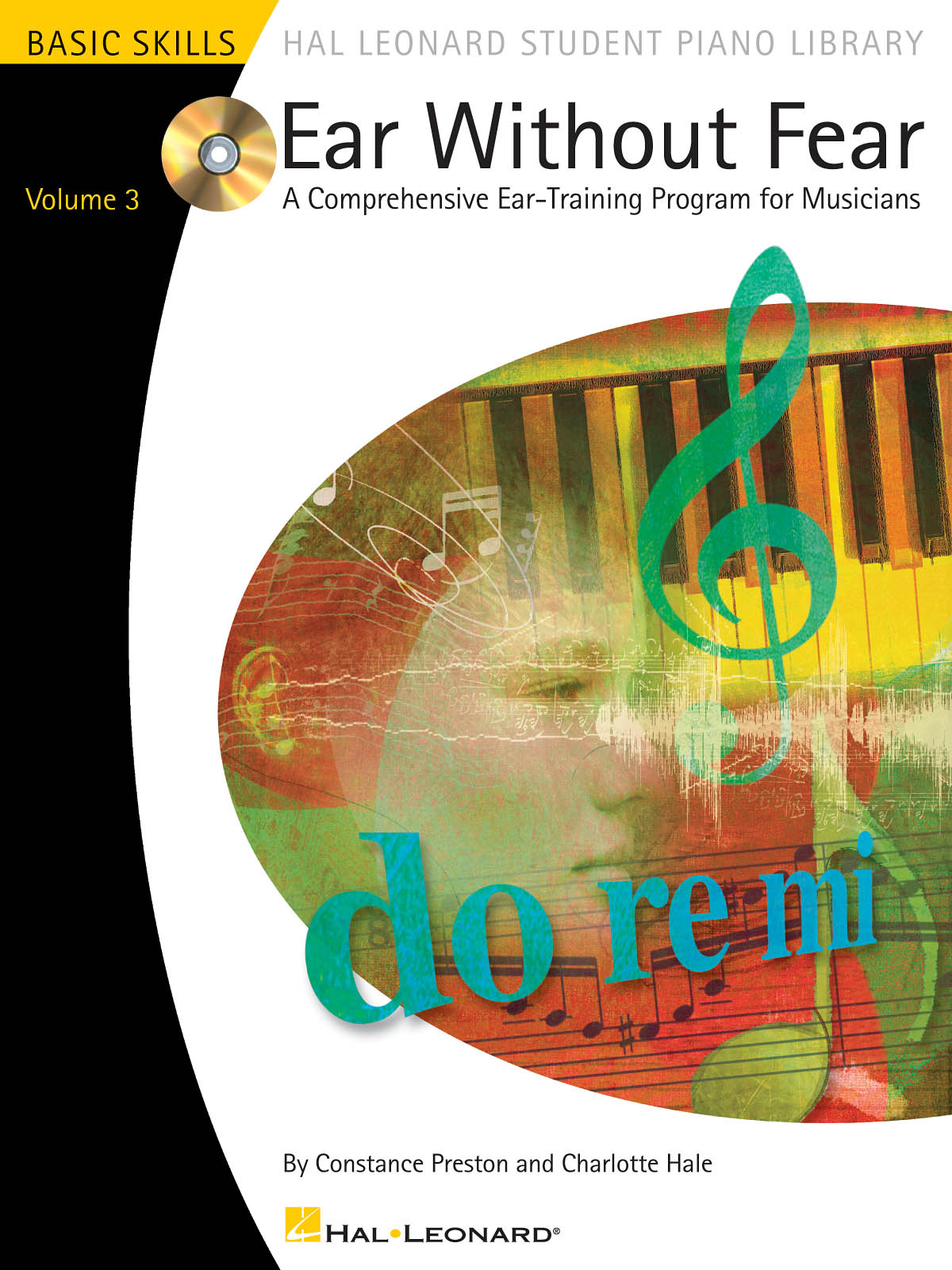 Ear Without Fear - Volume 3: Solfege: Aural