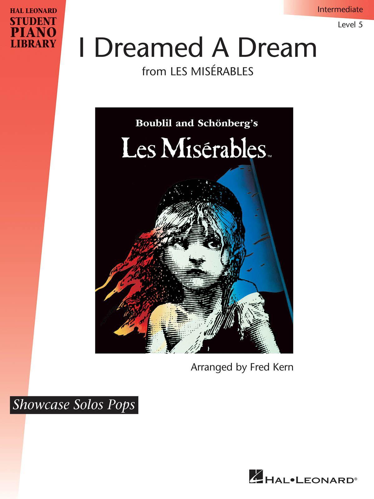 Alain Boublil Claude-Michel Schönberg: I Dreamed A Dream: Piano: Instrumental