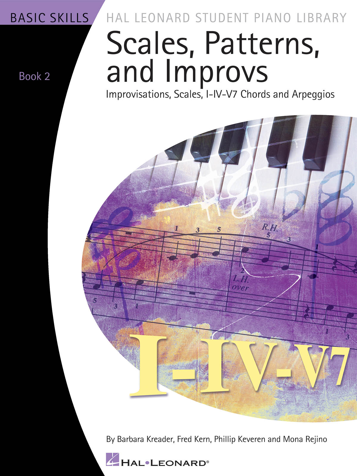 Scales  Patterns And Improvs: Book 2: Piano: Instrumental Tutor