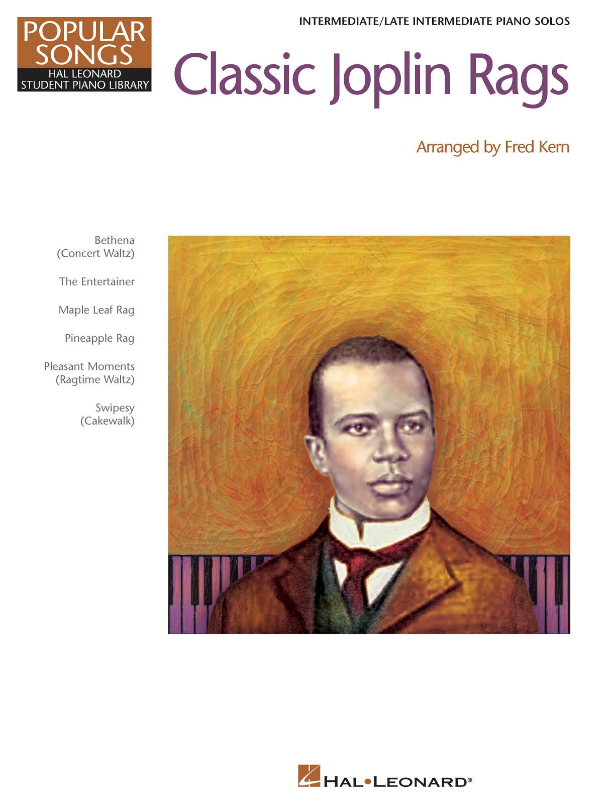 Scott Joplin: Classic Joplin Rags: Piano: Instrumental Album