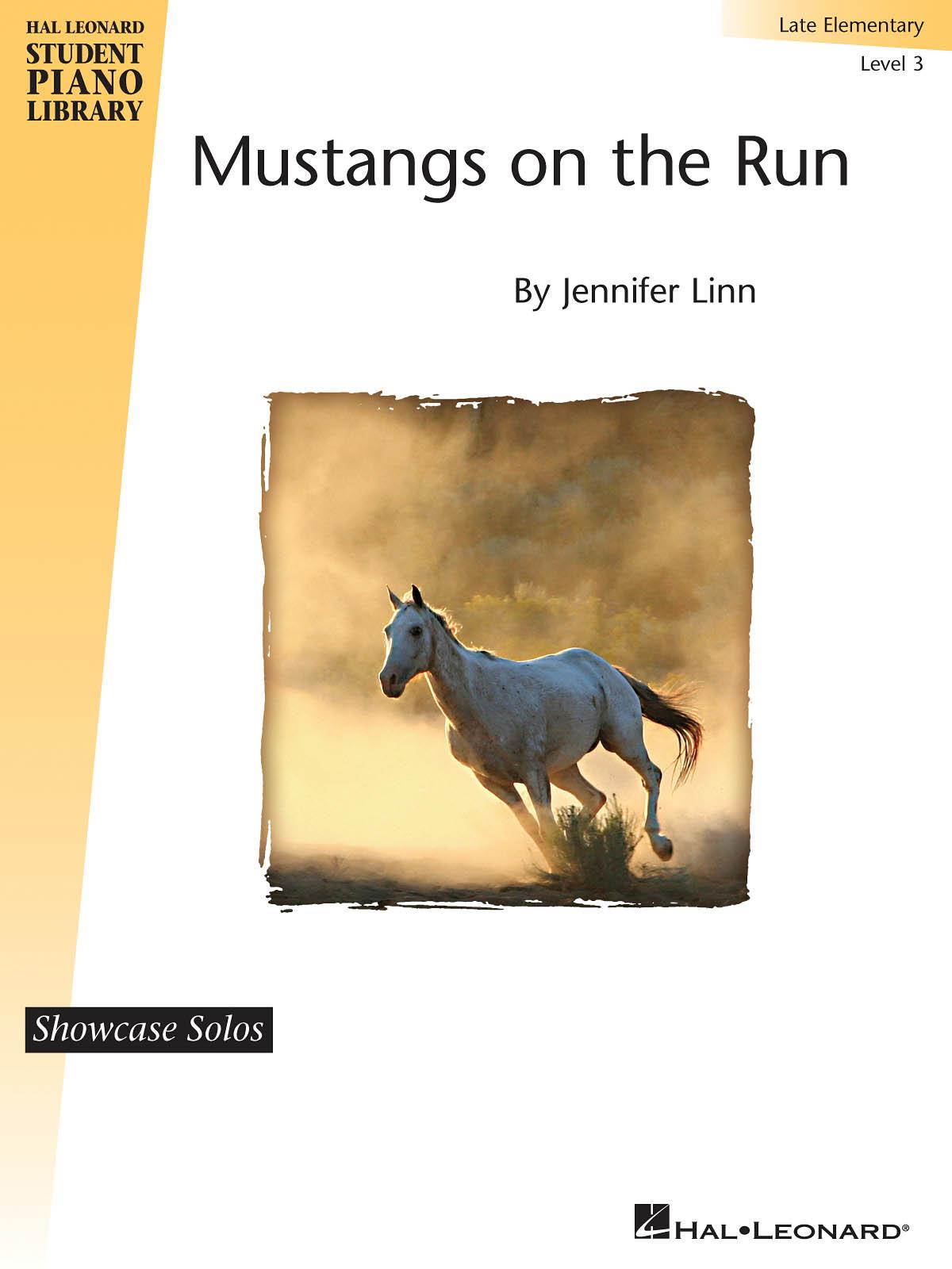 Jennifer Linn: Mustangs on the Run: Piano: Instrumental Album