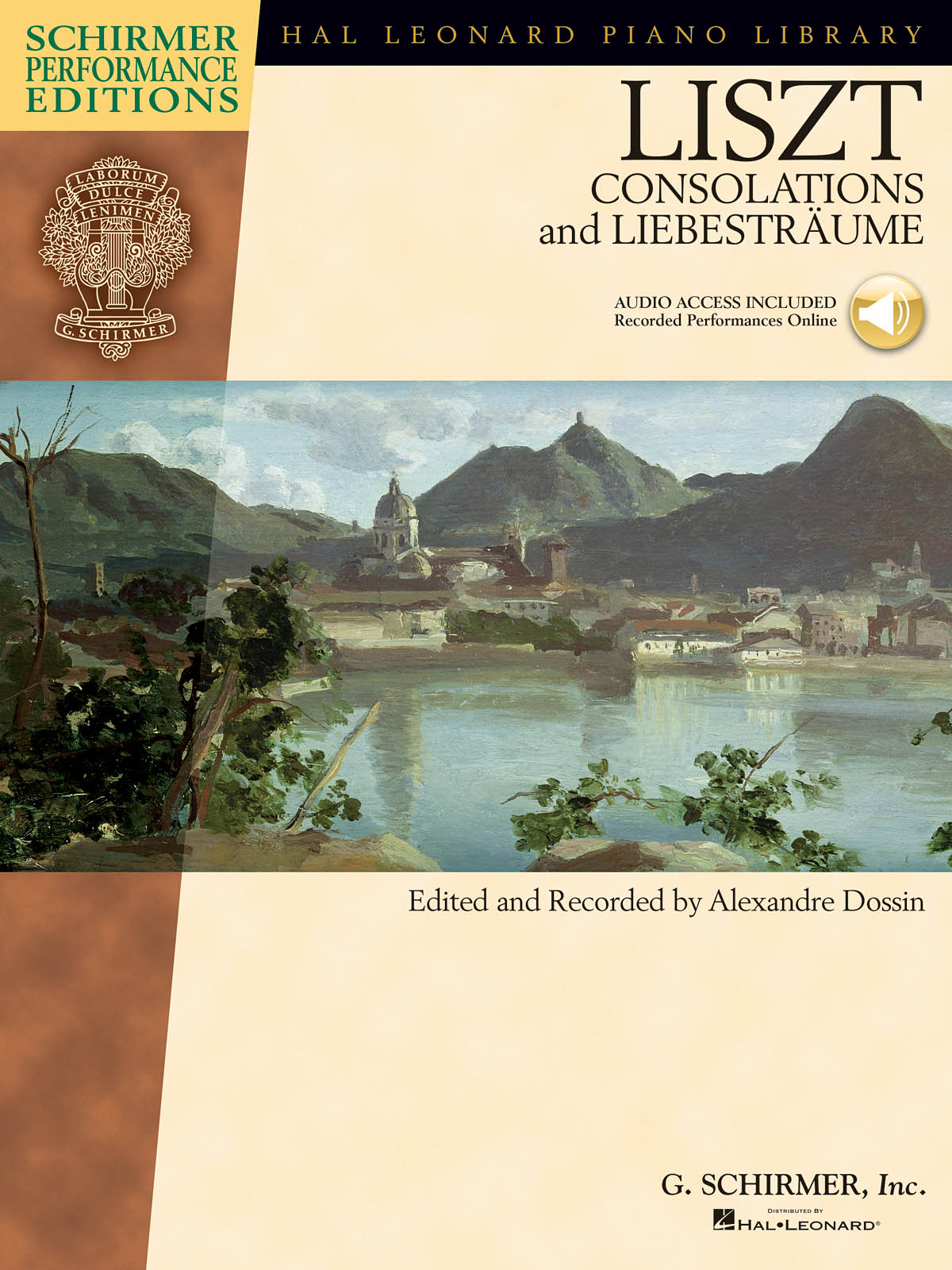 Franz Liszt: Consolations And Liebesträume: Piano: Instrumental Album
