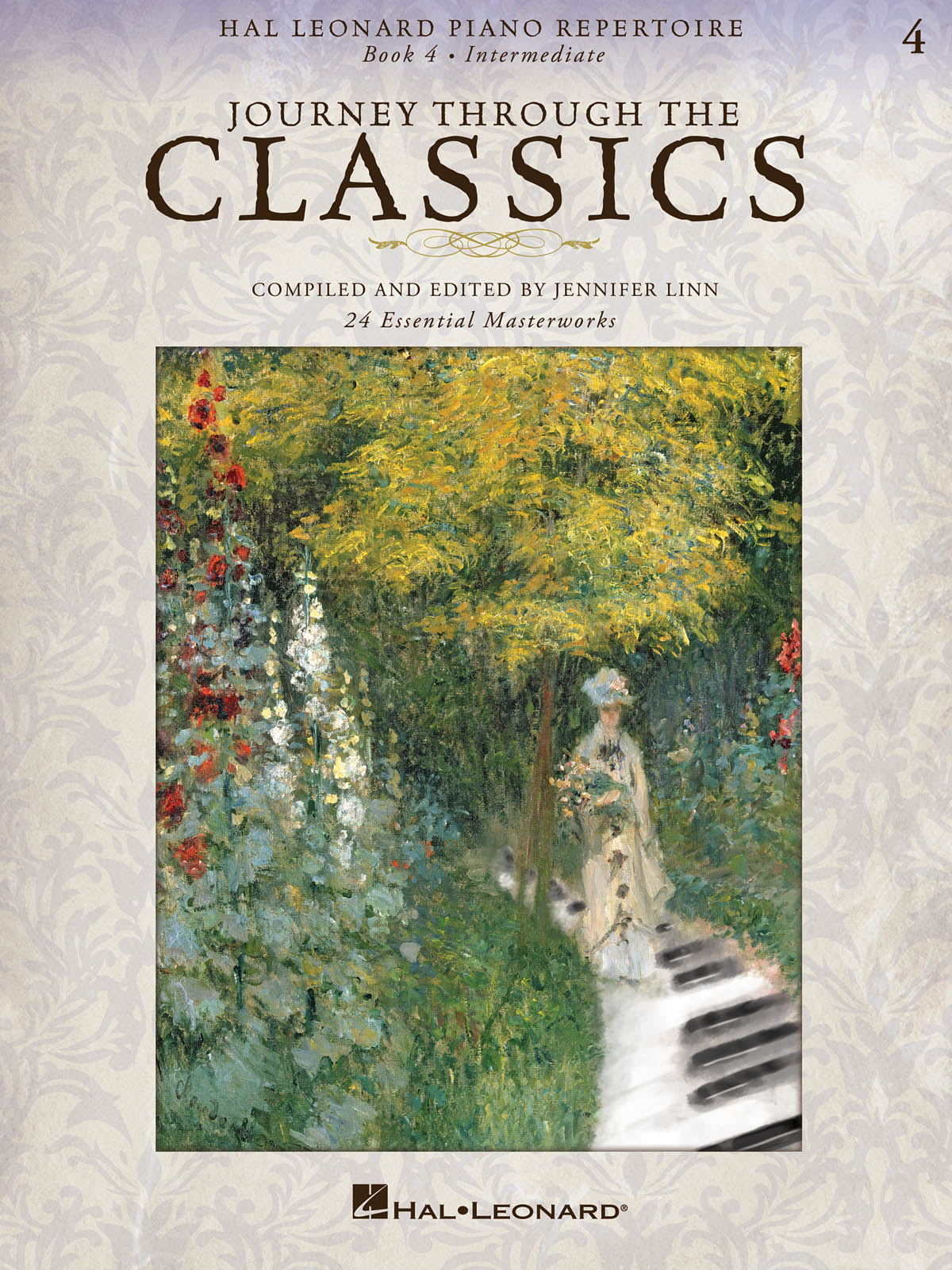 Journey Through the Classics: Book 4 Intermediate: Piano: Instrumental Album
