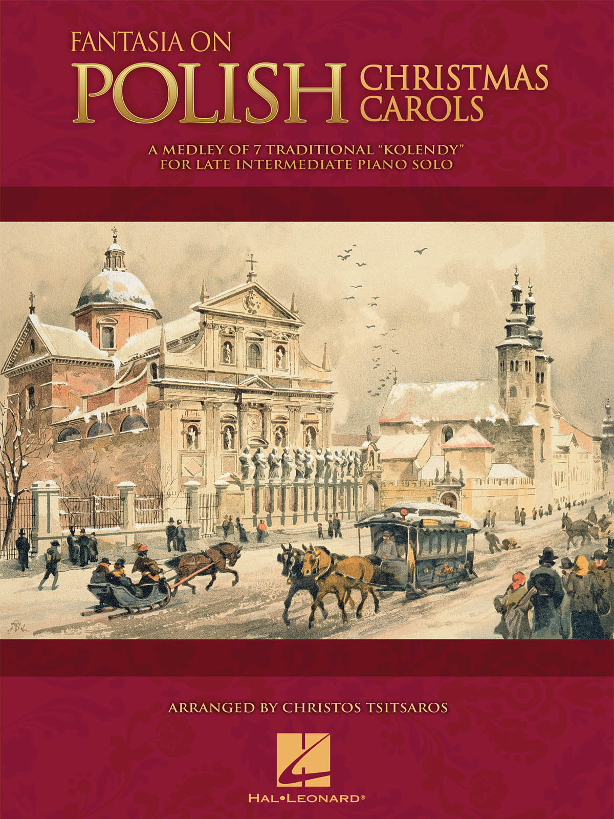 Fantasia on Polish Christmas Carols: Piano: Instrumental Album