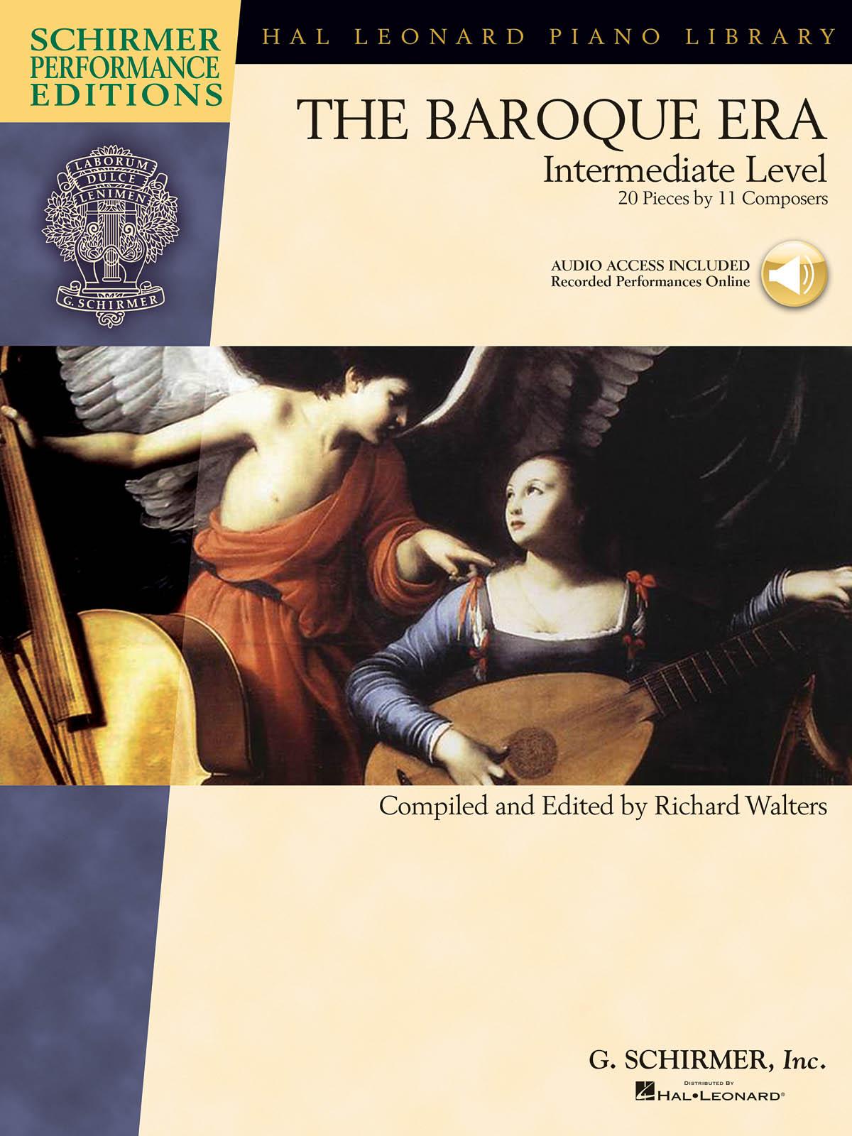 The Baroque Era: Piano: Instrumental Album
