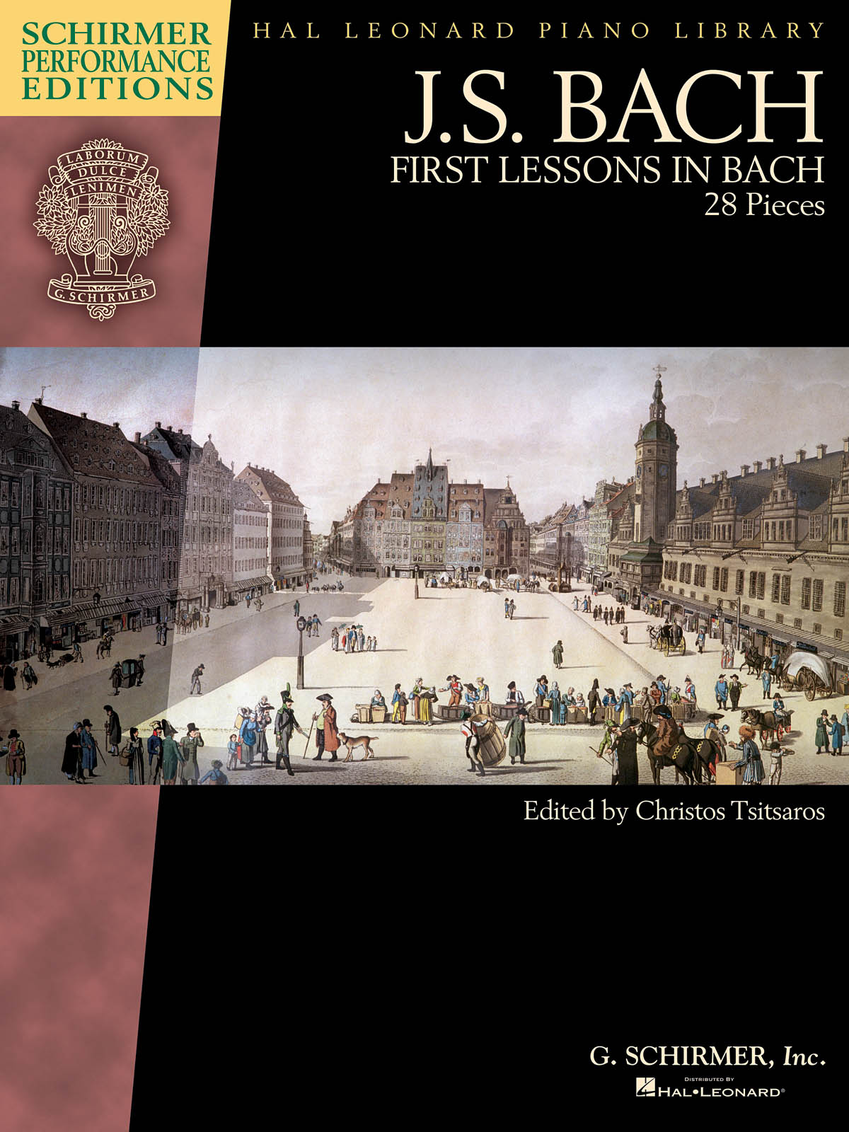 Johann Sebastian Bach: First Lessons In Bach - 28 Pieces: Piano: Instrumental