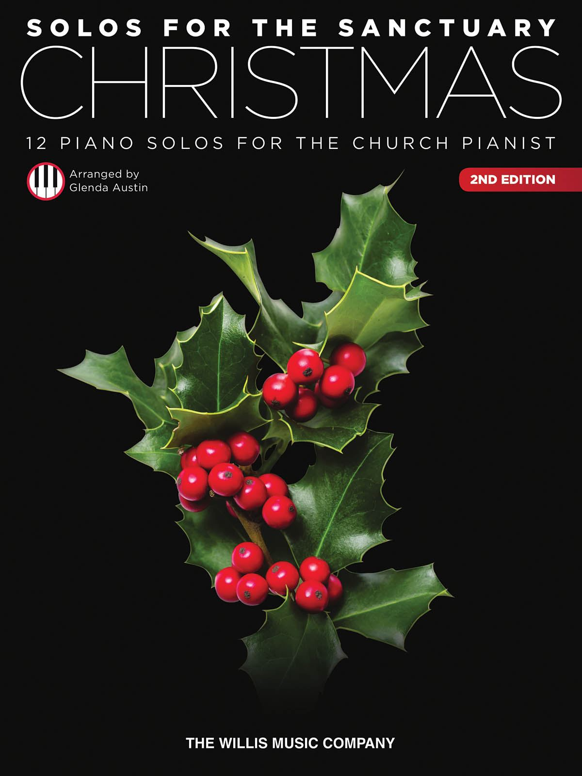 Solos for the Sanctuary: Christmas - 2nd Edition: Piano: Instrumental Collection