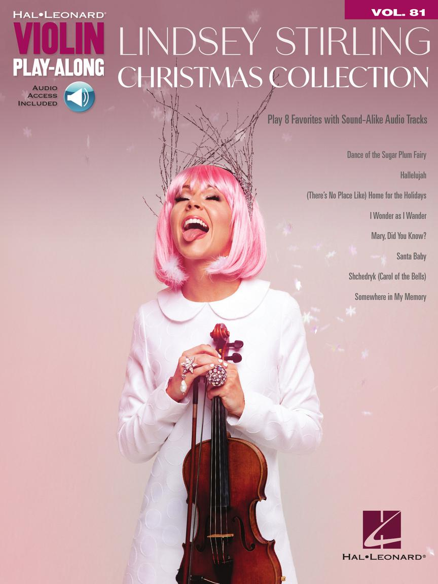 Lindsey Stirling: Lindsey Stirling - Christmas Collection: Violin Solo:
