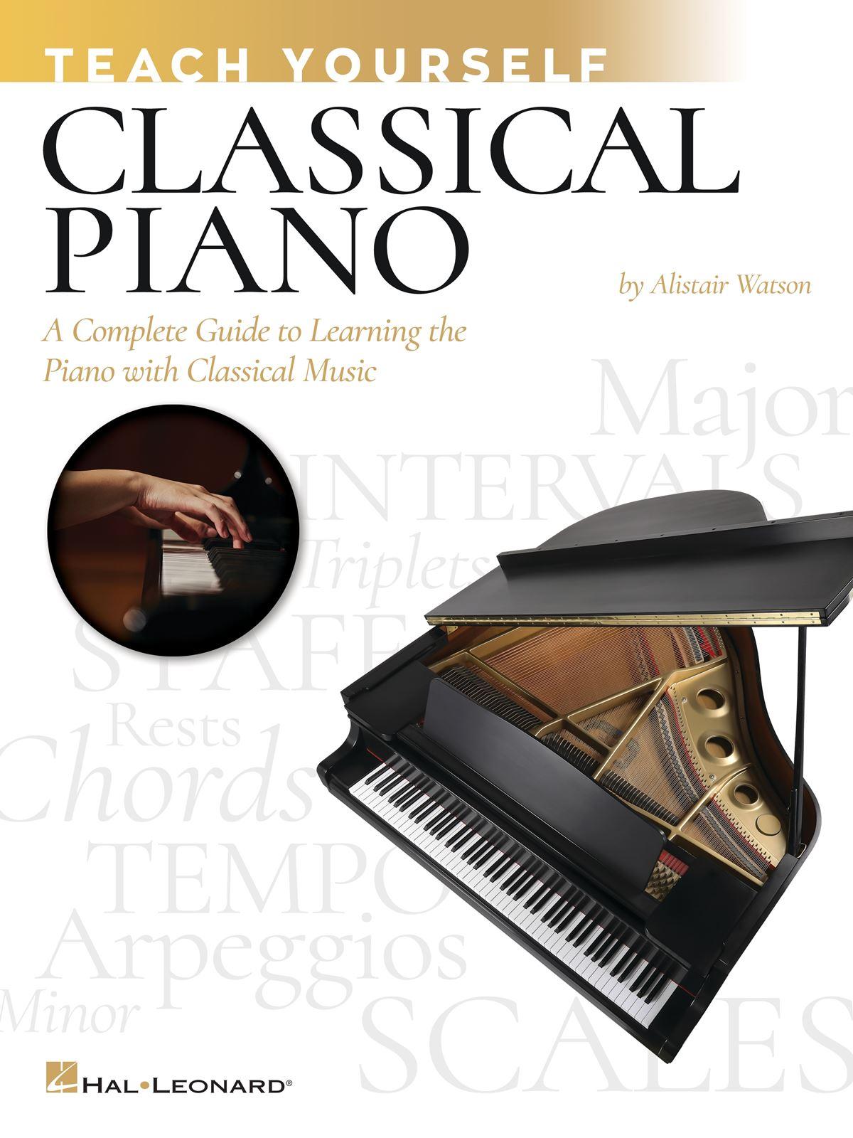 Teach Yourself Classical Piano: Piano: Instrumental Tutor