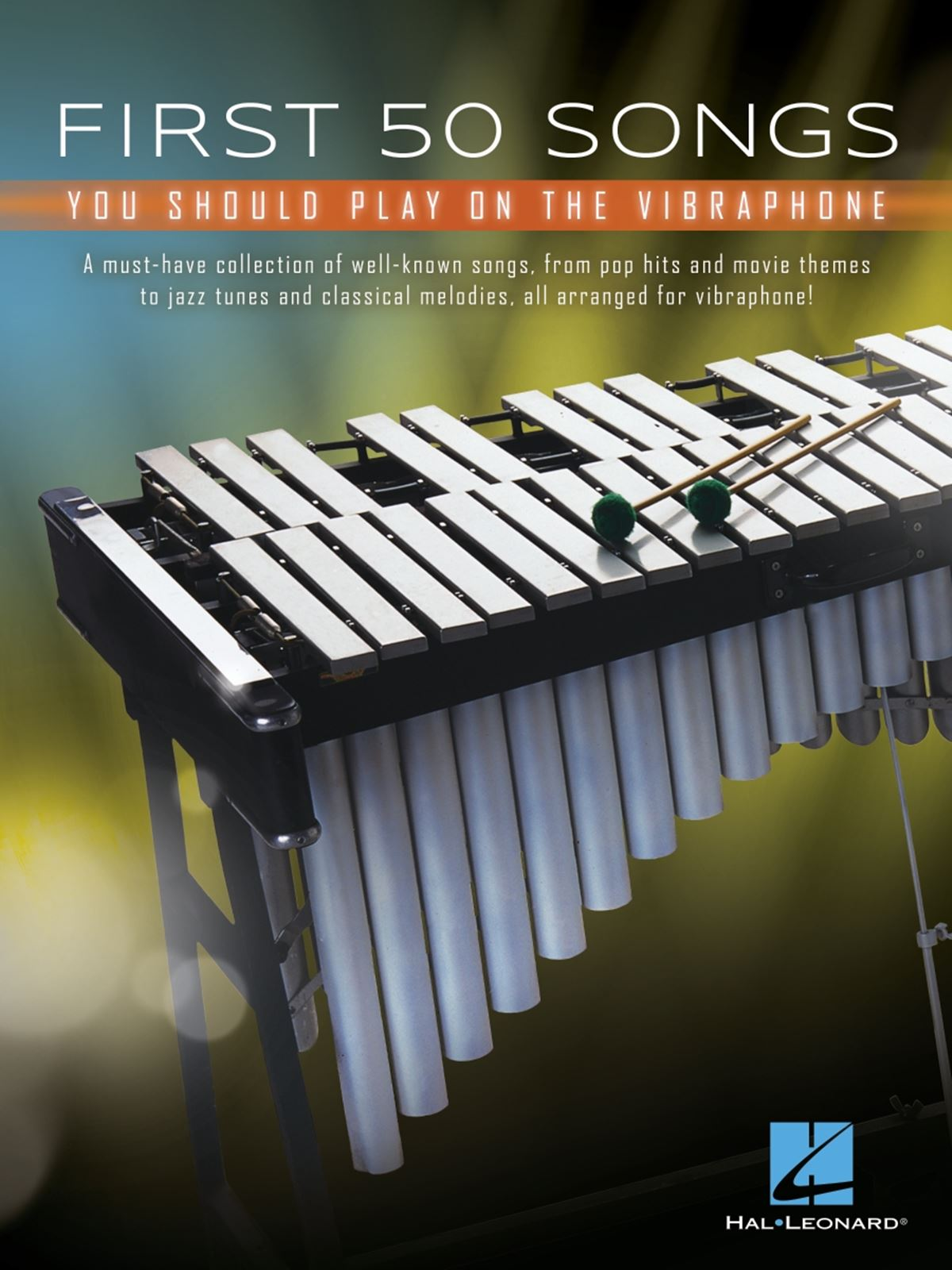 First 50 Songs You Should Play on Vibraphone: Vibraphone: Instrumental Album