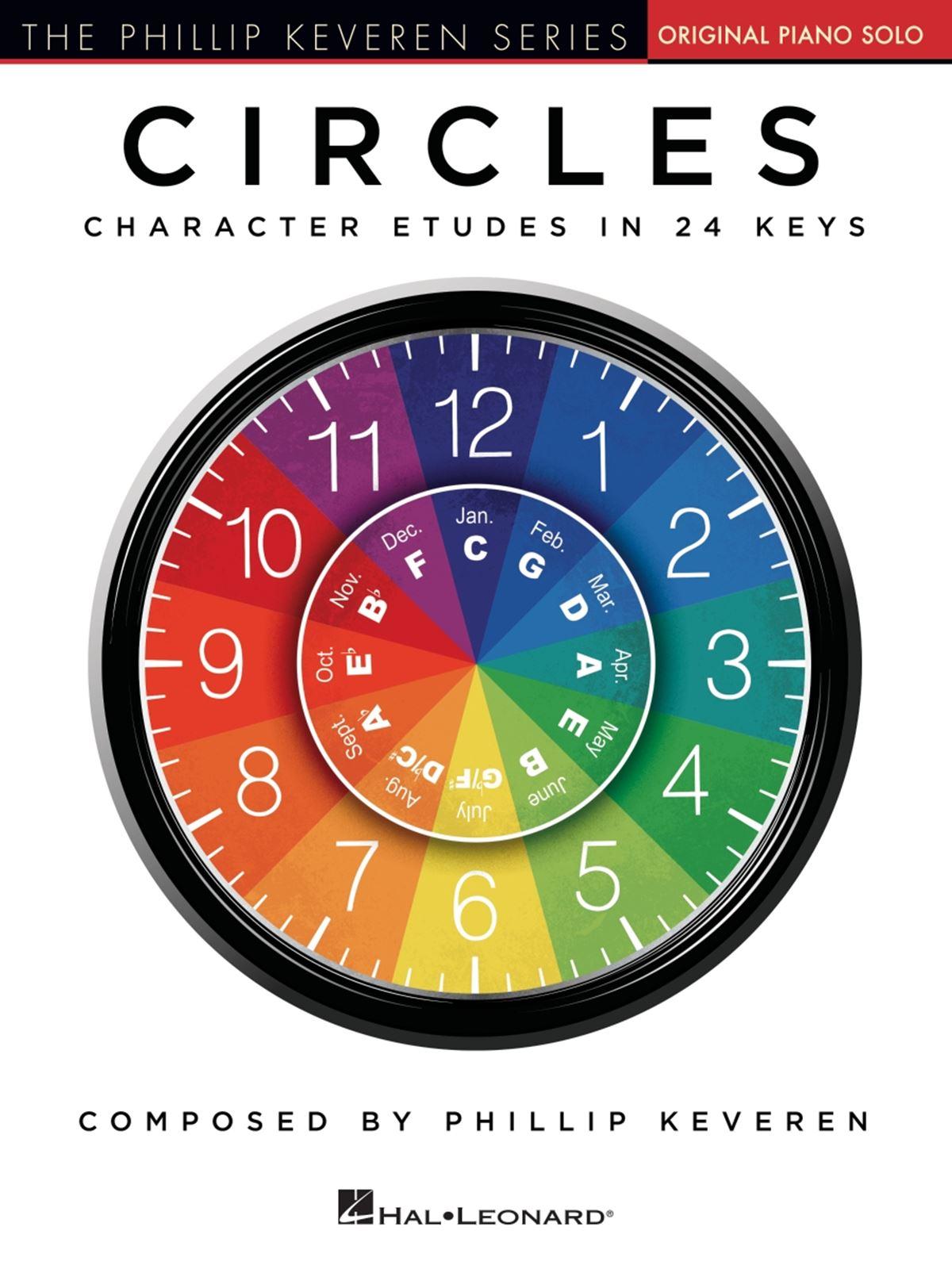Phillip Keveren: Circles: Piano: Study