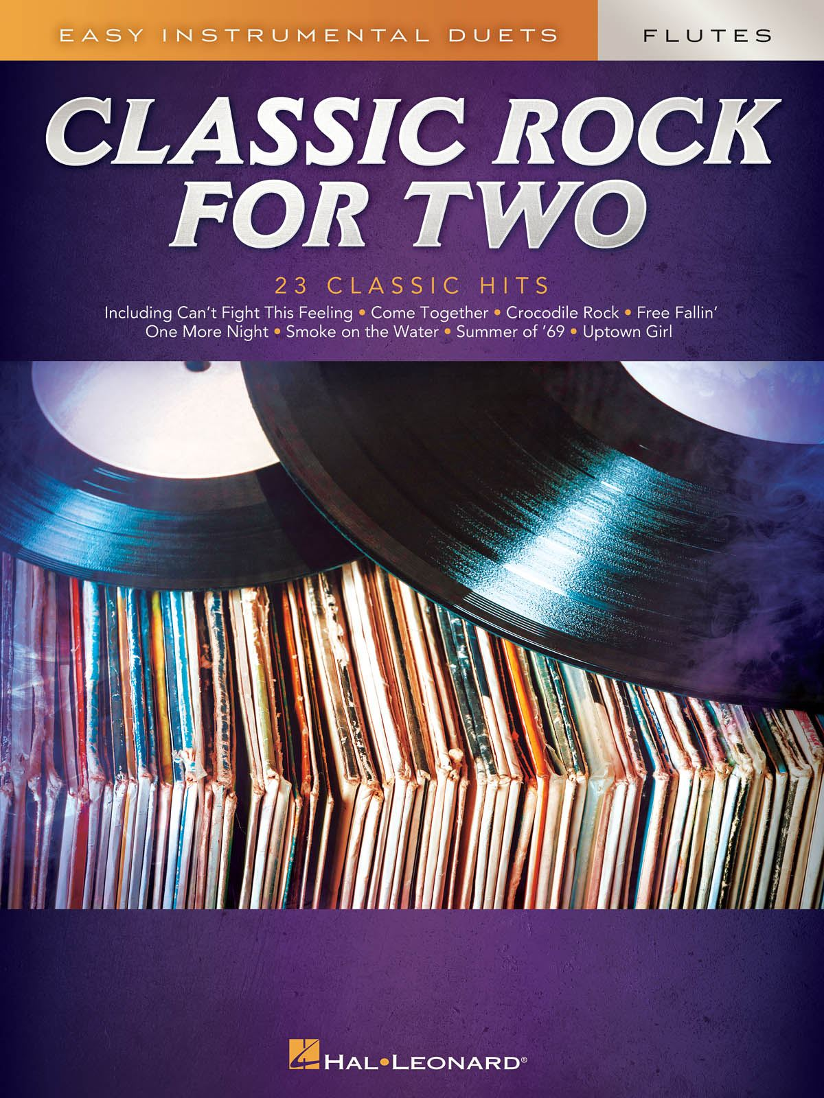 Classic Rock for Two Flutes: Flute Duet: Instrumental Album