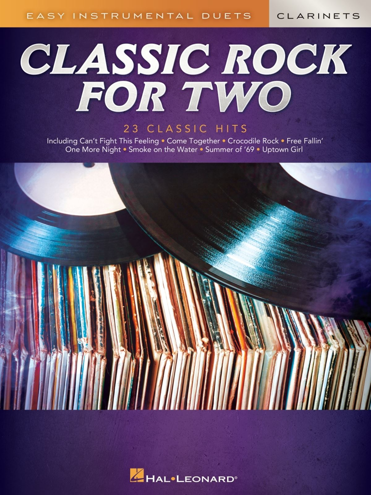 Classic Rock for Two Clarinets: Clarinet Duet: Instrumental Album