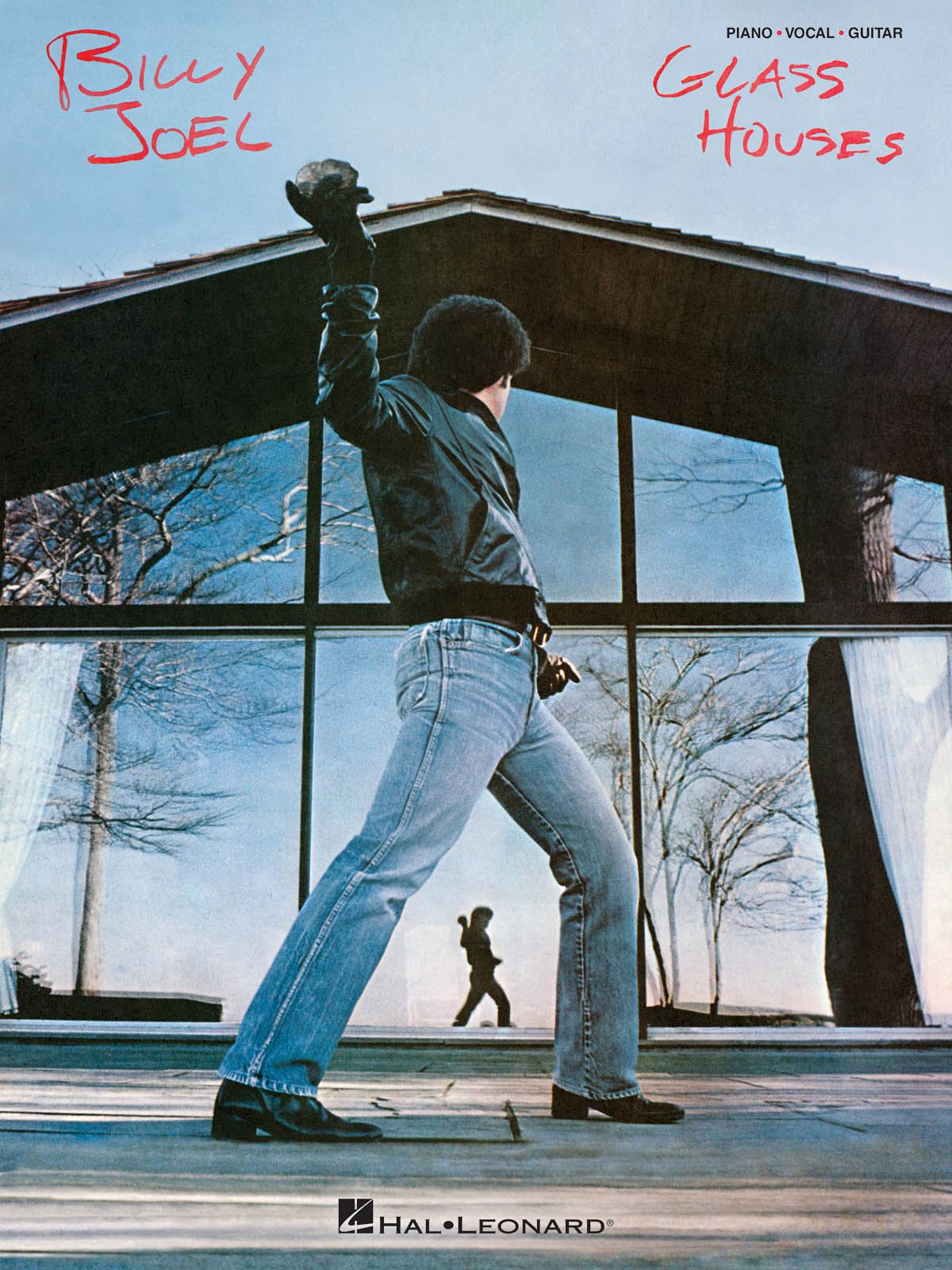 Billy Joel: Billy Joel - Glass Houses: Piano  Vocal and Guitar: Album Songbook