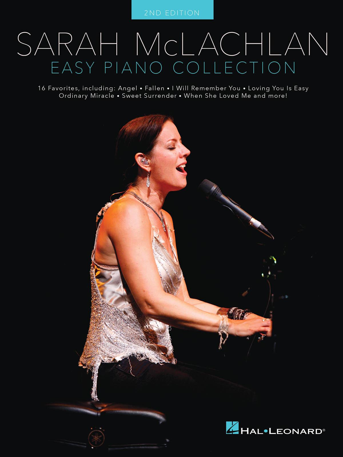 Sarah McLachlan: Sarah McLachlan Collection - Second Edition: Easy Piano: Artist